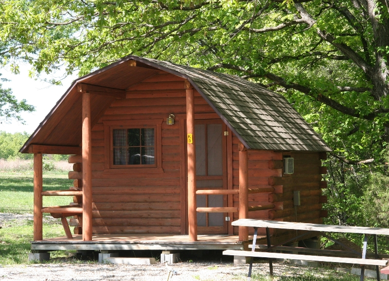 Camping Cabins for rent