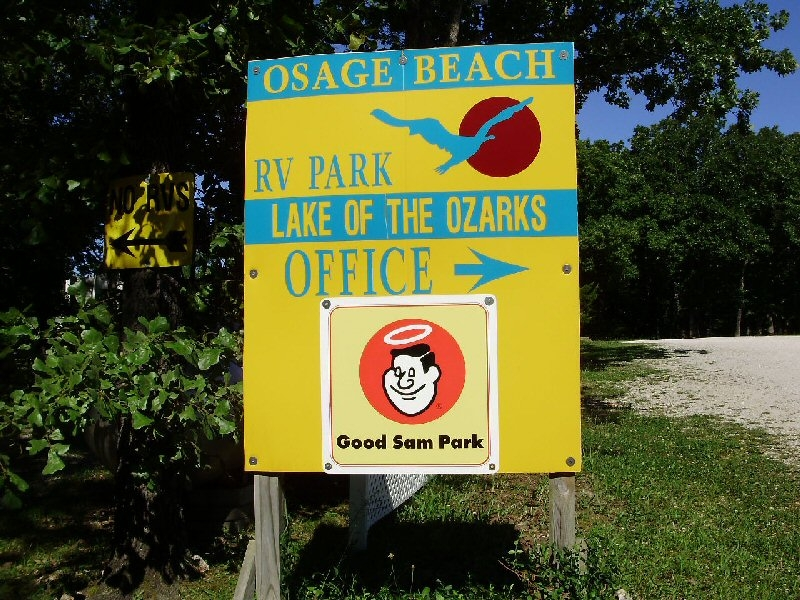 Welcome to Osage Beach RV Park