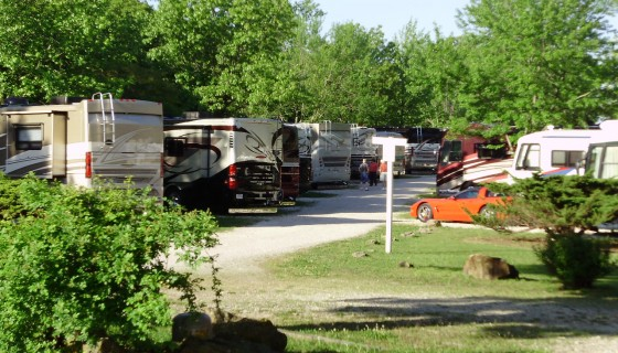 Osage Beach RV Park Camping Clubs